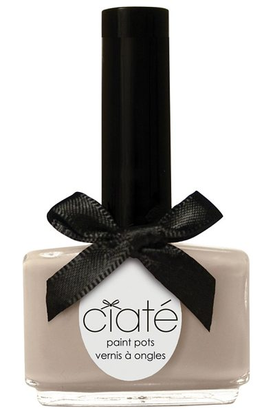 Ciate Creme paint pot in cookies & cream - Ciate Creme Paint Pot gives your nails a rich, deep,...