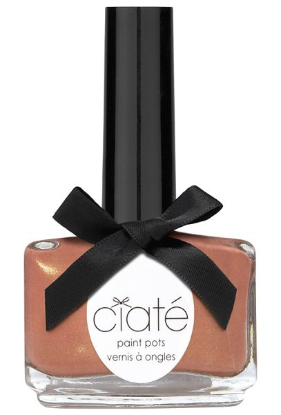 Ciate Shimmer paint pot in butterscotch - Every Ciate Shimmer Paint Pot brings your nails a soft...
