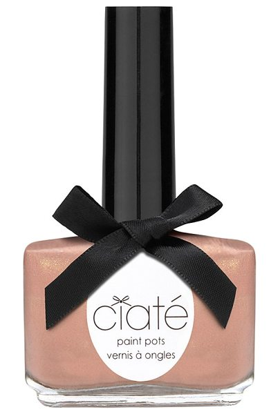 Ciate Shimmer paint pot in golden sands - Every Ciate Shimmer Paint Pot brings your nails a soft...