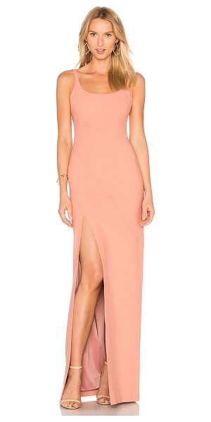 Cinq A Sept Astrid Gown in pink - Shell: 54% poly 39% viscose 7% elastaneLining: 100%...