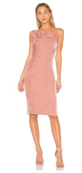 Cinq A Sept Marceau Dress in blush