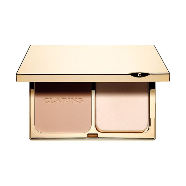 Clarins 'everlast' compact foundation in amber