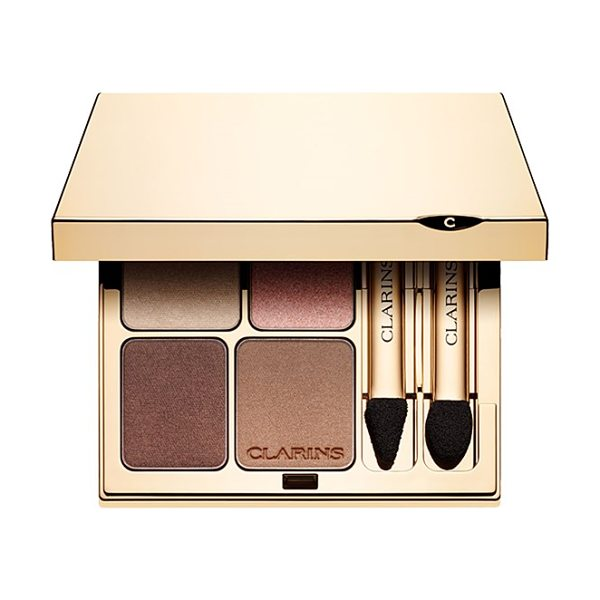 CLARINS Eye quartet mineral palette - A wet and dry mineral formula that provides softness...