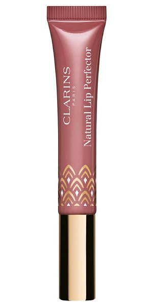 Clarins lip perfector intense lip color in intense rosebud