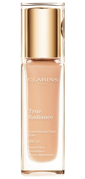 CLARINS 'true radiance' spf 15 perfect skin foundation - What it is: A lightweight, moisture-rich formula with...