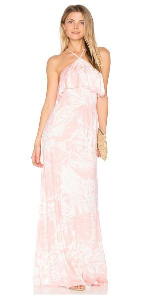 Clayton Arianna Maxi Dress in pink