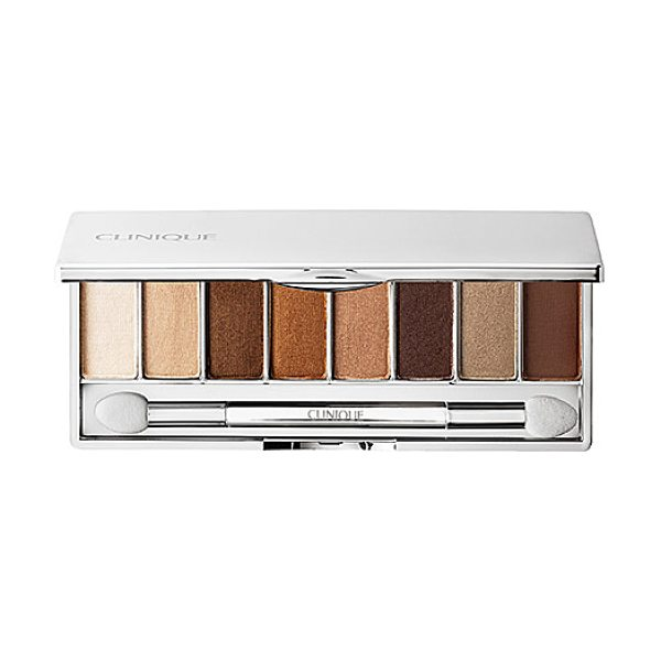 Clinique all about shadow 8-pan palette wear everywhere nudes