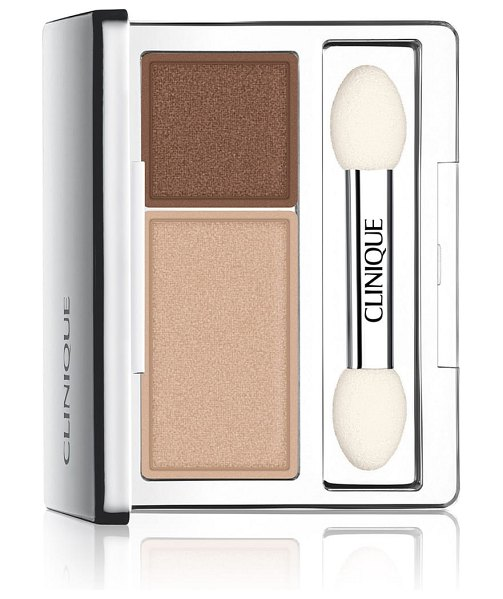 Clinique all about shadow eyeshadow duo in like mink new