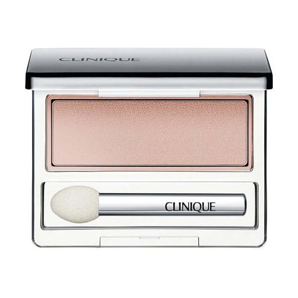 Clinique all about shadow matte eyeshadow in nude rose - Clinique All About Shadow Eyeshadow features a creamy,...