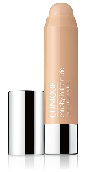 Clinique chubby in the nude™ foundation stick in 14 voluptuous vanilla