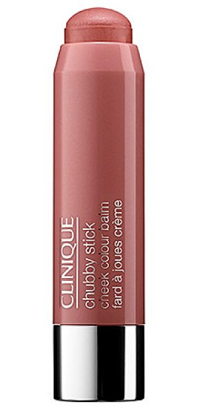 Clinique chubby stick cheek colour balm 01 ampd up apple
