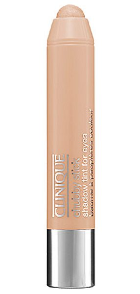 Clinique chubby stick shadow tint for eyes bountiful beige 0.1 oz/ 3 g - A superwearable, sheer, creamy color for stunning eyes....