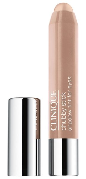 Clinique chubby stick shadow tint for eyes in bountiful beige