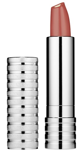Clinique dramatically different lipstick shaping lip color in blushing nude
