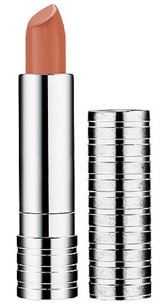 CLINIQUE long last soft shine lipstick creamy nude - A long-lasting lipstick with a sleek, soft shine. This...