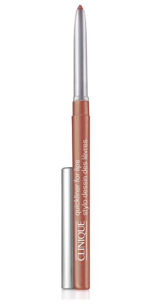Clinique quickliner for lips in neutrally