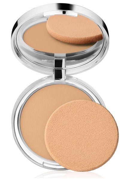 Clinique stay-matte sheer pressed powder in stay honey