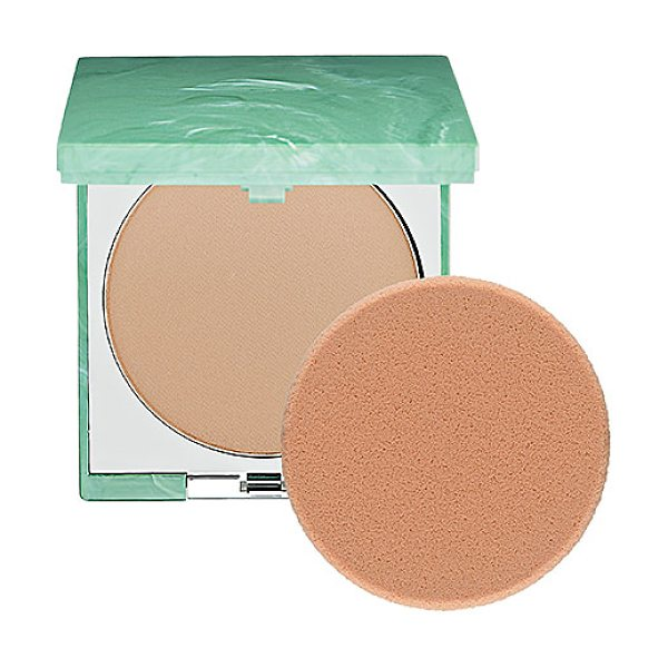 Clinique stay-matte sheer pressed powder invisible matte - An oil-free, shine-absorbing pressed powder. The...