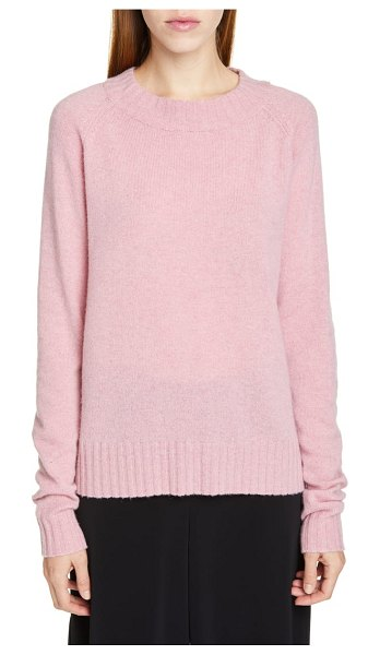Co. cashmere sweater in pink