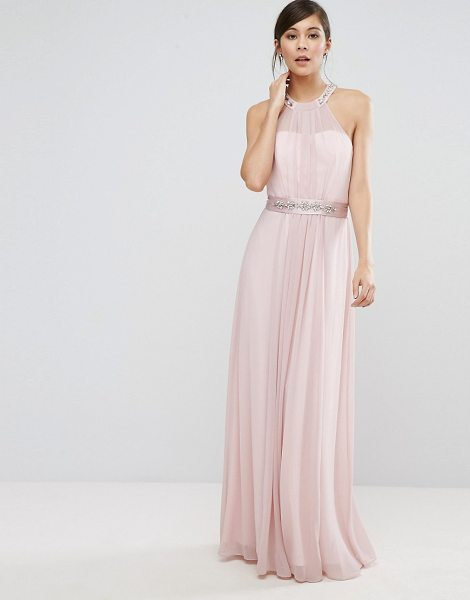 COAST Juliette Maxi Dress - Maxi dress by Coast, Pleated chiffon, Embellished...