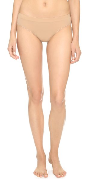 Commando Ballet body collection bikini panties in true nude
