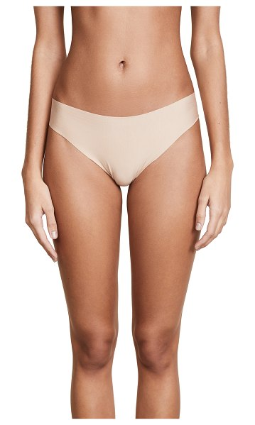 Commando butter mid rise thong in nude