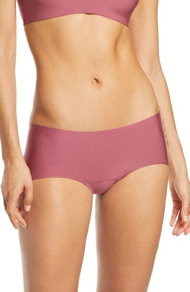 Commando butter seamless hipster panties in pink