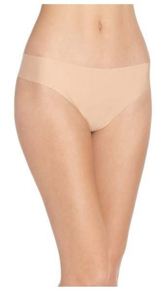 Commando butter stretch modal thong in beige