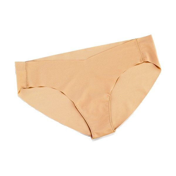 Commando C.Y.A. Low-Rise Brief in true nude