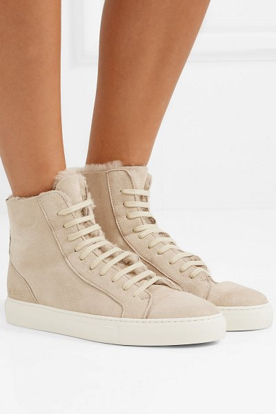 Common Projects Tournament Shearling