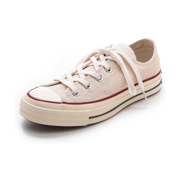 Converse all star '70s oxford sneakers in parchment - Classic Converse Chuck Taylor All Star low-tops with a...