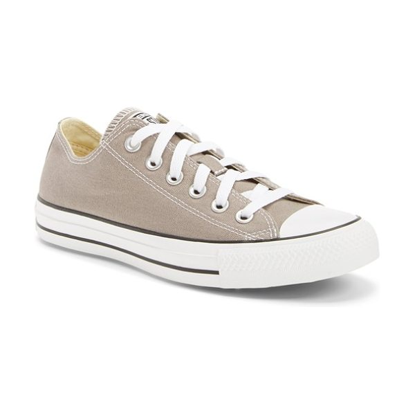 Converse chuck taylor all star sneaker in pink sapphire canvas - An iconic low-top sneaker steps out in an up-to-date...