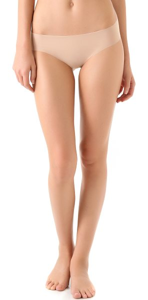 Cosabella Aire low rise thong in blush - A smooth Cosabella thong with seamless edges. 71%...