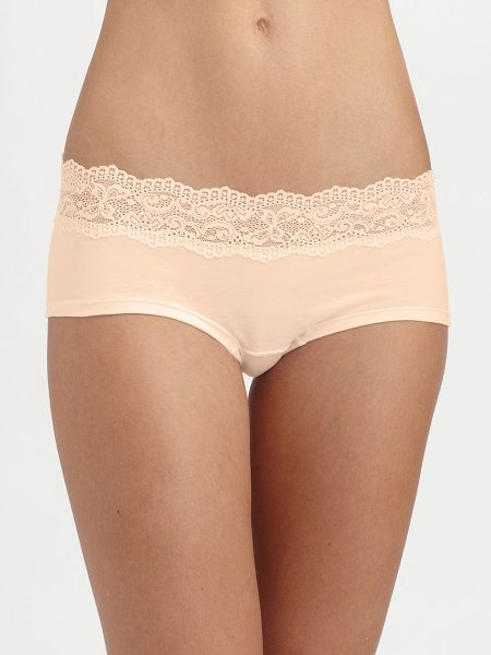 Cosabella ever hotpants in blush