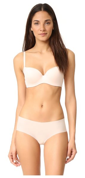 Cosabella evolution demi bra in nude rose