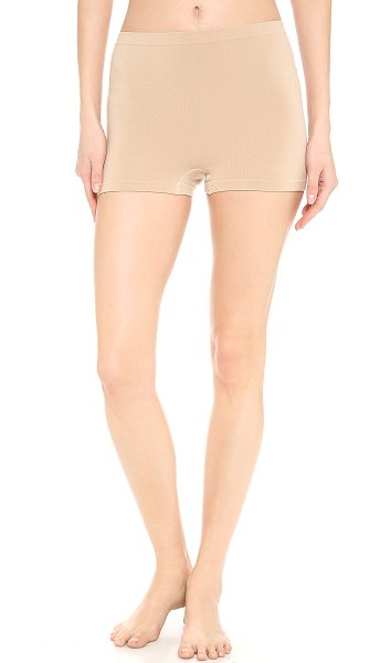 Cosabella Freedom shorts in nude