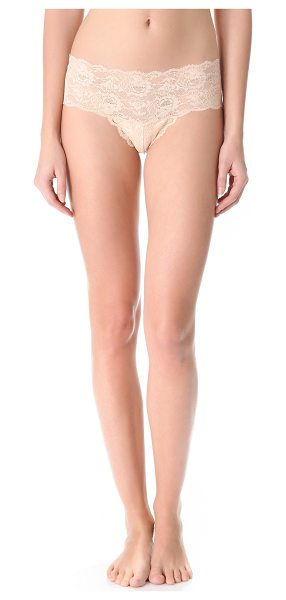 Cosabella never say never hottie boy shorts in blush