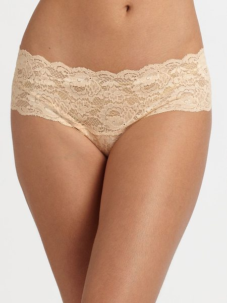 Cosabella never say never hottie hotpants in blush