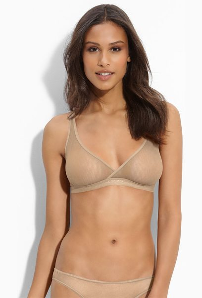 Cosabella soire soft bra in blush