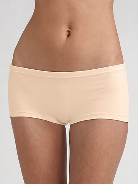 Cosabella talco boy briefs in sand - Sleek and smooth, in ultra soft talco fabric that fits...