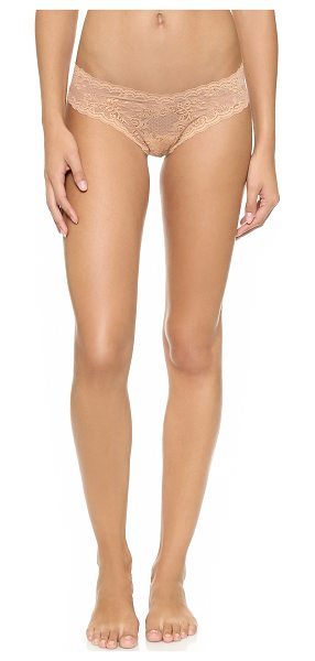 Cosabella Trenta low rise thong in nude