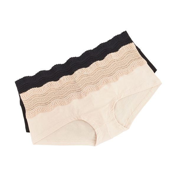 Cosabella Dolce boyshorts in blush