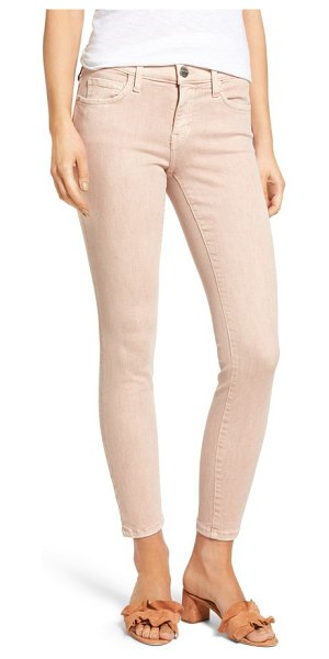 Current/Elliott the stiletto ankle skinny jeans in rose dust - Give your regular blue denim the day off and switch up...