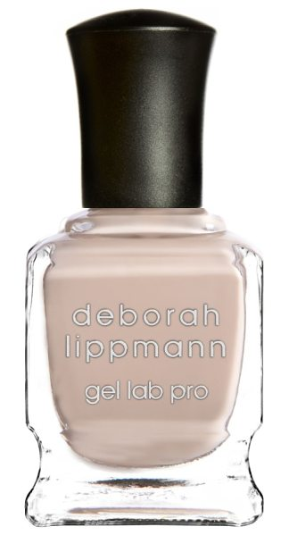 Deborah Lippmann gel lab pro nail color in naked