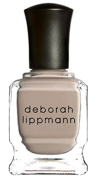 Deborah Lippmann Nail color in fashion (c) - Treat your nails to the absolute best color with...