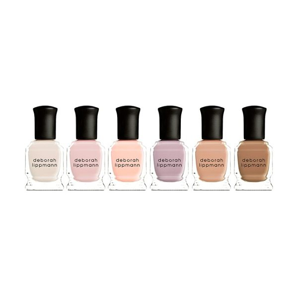 Deborah Lippmann Undressed nail polish set in undressed - Clean, chic and sophisticated, the Deborah Lippmann...