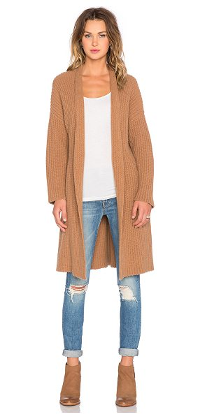 Demylee Raegan cardigan in tan