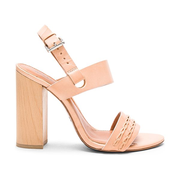 DEREK LAM 10 CROSBY Mandy heel in beige