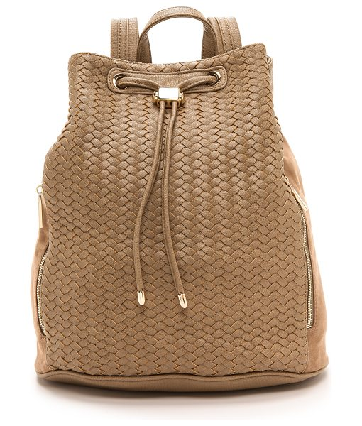 Deux Lux Wooster backpack in taupe