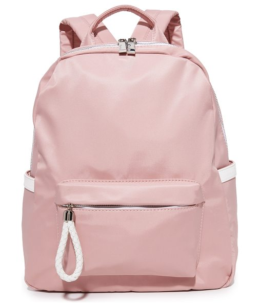 Deux Lux x shopbop backpack in rose/optic white - Exclusive to Shopbop. This sturdy Deux Lux x Shopbop...